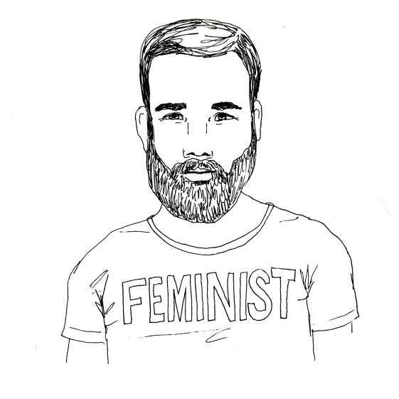 feminist man - Version 4